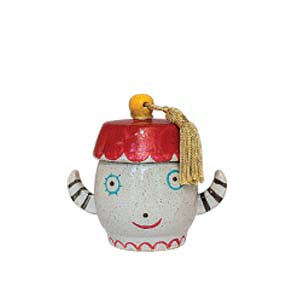 Lynn Chang Kooky Pottery Yuki VIking